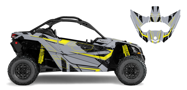 Rogue Custom Design for Can-am MAVERICK X3 - 77576
